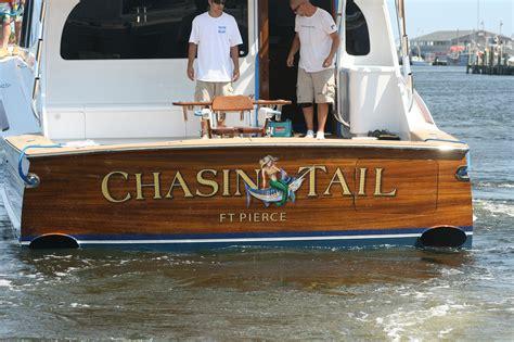 boat transom design chasin tail ft pierce boat transom boats transom