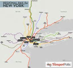 New York City Train Map by New York City Railway Map Submited Images