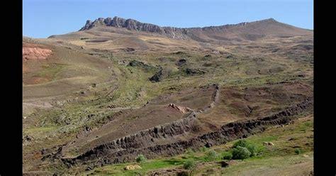 sinaran gua emas sejarah bahtera nabi nuh