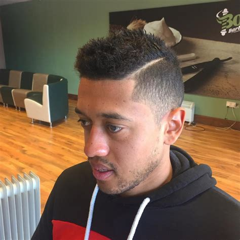spiky afro 18 afro fade haircut ideas designs hairstyles design