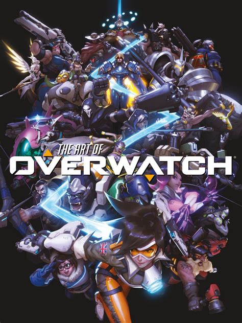 overwatch the ultimate book unannounced overwatch artbook spotted on amazon videogamer com