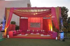 Indian wedding decor indian wedding stage decoration photos indian