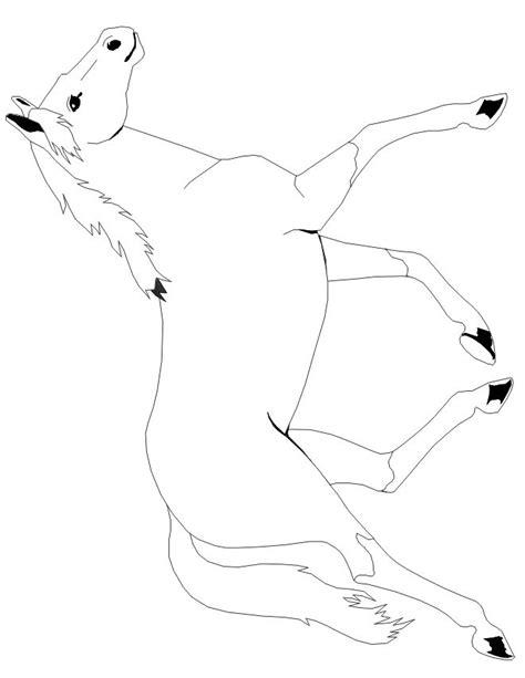 cutting horse coloring page mejores 11 im 225 genes de herraduras en pinterest caballos