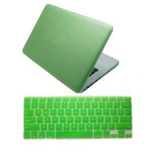 Macbook White Unibody Matte Green No Logo dealgadgets 174 green frosted matte surface shell for macbook pro 13 quot a1278