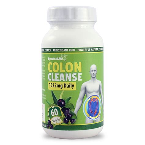 Detox Australia by Spark Of Colon Cleanse Buy Australia