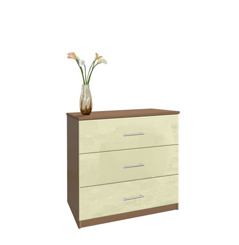 Small Three Drawer Dresser by Modern 3 Drawer Dresser Small Chest Of Drawers