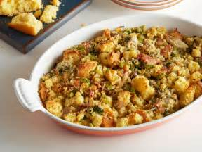 oyster stuffing recipes thanksgiving oyster stuffing recipe food network kitchen food network