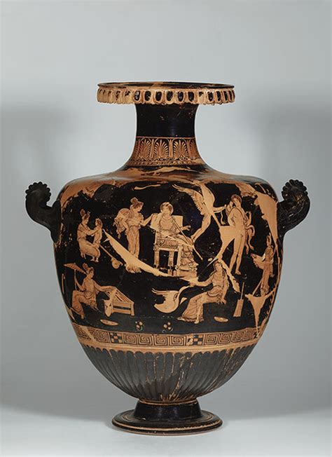 Museum Vases by Dangerous Perfection Funerary Vases From Southern Italy