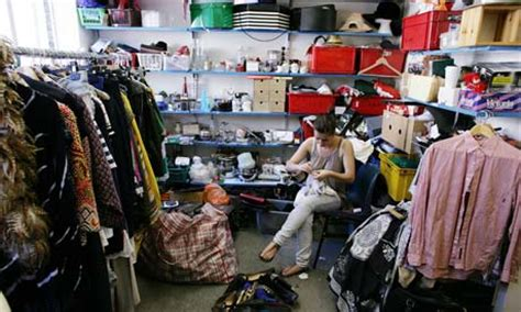 Guardian Thrift Store Post Clear Outs Boosting Secondhand Goods Market