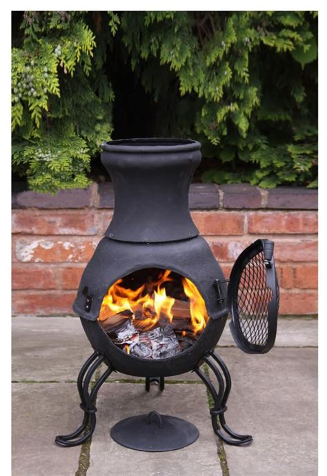 chiminea wood for sale cast iron chimenea chiminea garden heater wood burning