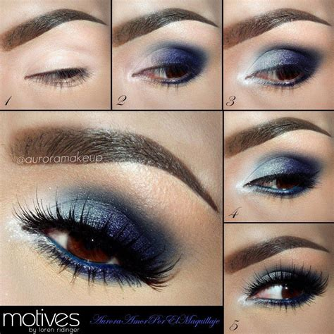 Eyeshadow Silver eyeshadow for brown makeup tutorials guide