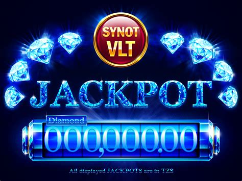 jackpot by jackpot screens for casino on behance