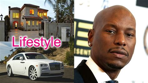 tyrese gibson house tyrese gibson s lifestyle net worth cars house and