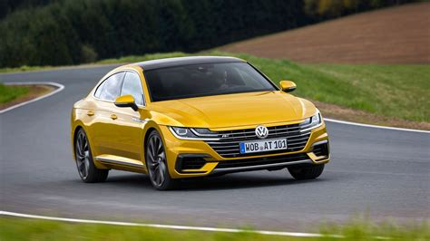 volkswagen vw vw arteon 2017 review car magazine