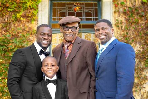 kevin hart father inside the family life of kevin hart former shoe salesman