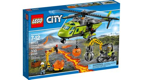 Best Quality Lego City 60163 Coast Guard Starte 60123 volcano supply helicopter lego 174 city products and sets lego city lego