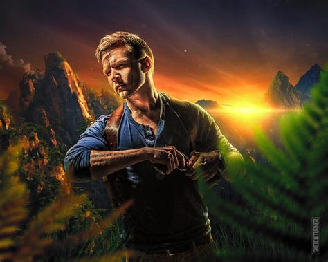 sketch book vk uncharted 4 a thief s end by shinkarchuk on deviantart