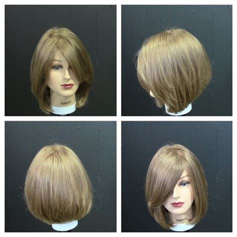 bob u shape back haircuts women s medium length haircut tutorial with face frame