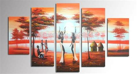 hand painted pictures abstract india dancer painting wall online buy wholesale indian hand painting from china