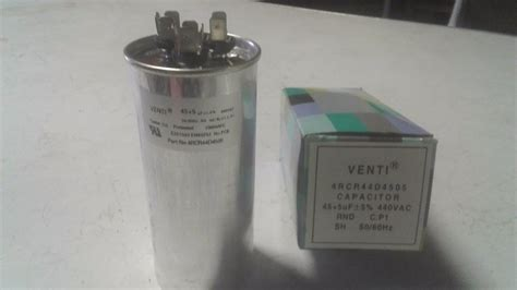 capacitor york air conditioner air conditioner ac 45 5uf dual 440 volt start run capacitor free priority ship ebay