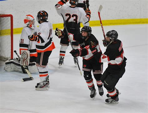 minnesota hockey sections class 2a section 4 semifinal stillwater upsets white