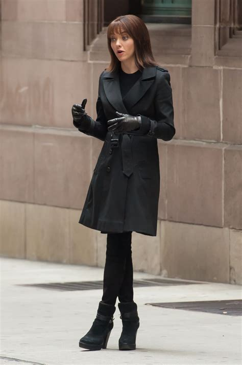 amanda seyfried on the set of anon in new york city 9 3 2016