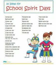 Spirit day ideas pto school pinterest spirit day ideas school