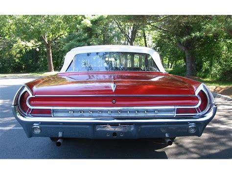 1962 Pontiac Bonneville Convertible For Sale by 1962 Pontiac Bonneville For Sale Classiccars Cc 713944