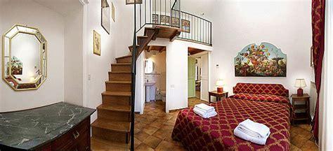 rome jewish quarter elegant  bedroom apartment