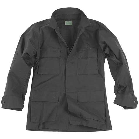 Blouse Bda teesar bdu shirt ripstop black bdu 1st