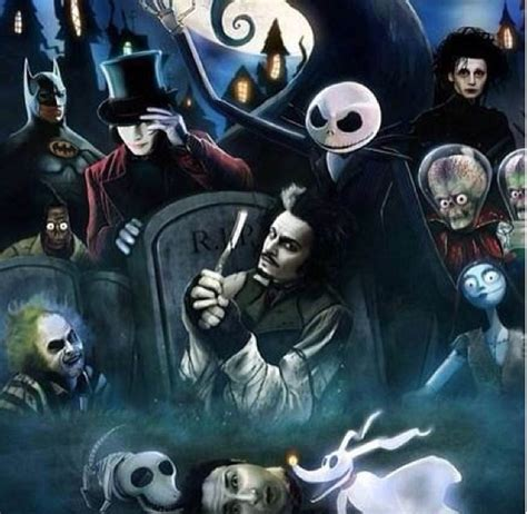 film fantasy tim burton all of the most amazing movies made by tim burton meme