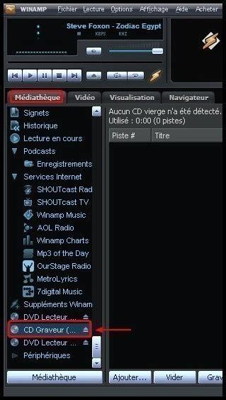 format audio graver cd graver des fichiers mp3 en cd audio avec win