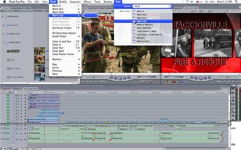 final cut pro dvd menu specialized help menu for final cut pro geniusdv training