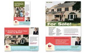 home real estate flyer amp ad template word amp publisher