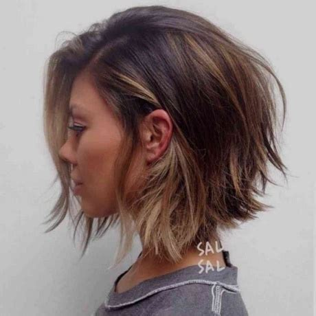 neck length bob hairstyles 2018 chunk of style short tendance coiffure 2018 cheveux mi long