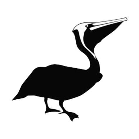 pelican boat stickers pelican birds decals decal sticker 15858