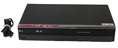 format video dvd lg lg rc897t multi format dvd recorder and vcr combo with
