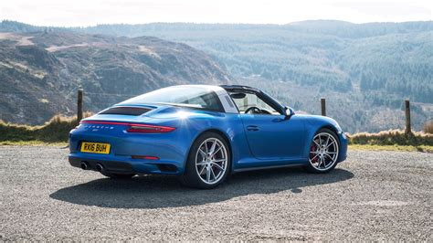 porsche 911 4s porsche 911 targa 4s 2016 review by car magazine