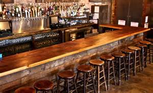 bar tops portfolio category reclaimed