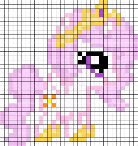 my pony perler bead patterns filly celestia my pony perler bead pattern bead