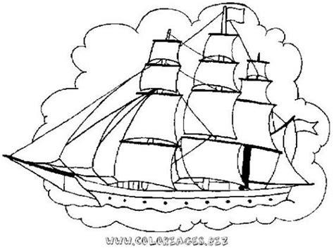 dessin bateau pompier coloriage bateau pompier