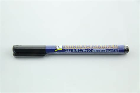 Gundam Marker Gm01 Black 1 gundam marker black eduard store