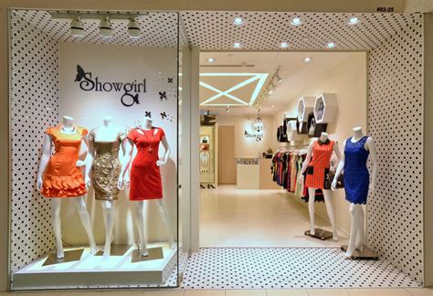 feminine and enveloping vogue boutique in singapore by