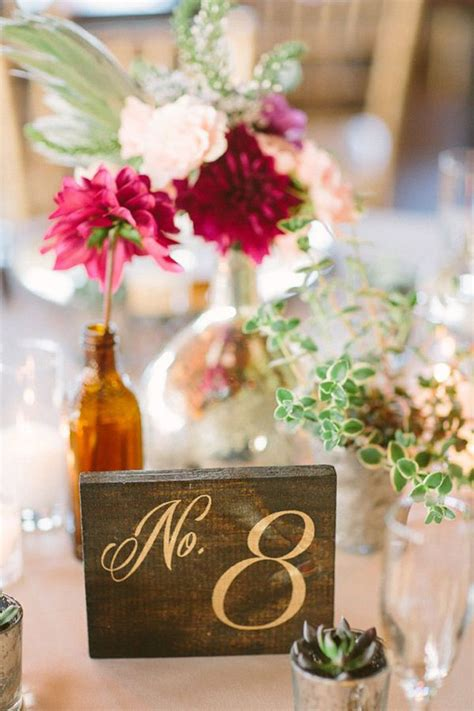 rustic wedding table numbers best 25 wooden table numbers ideas on wedding
