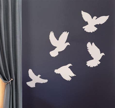 Wall Mural autocollant mural animaux envol 233 e de colombes