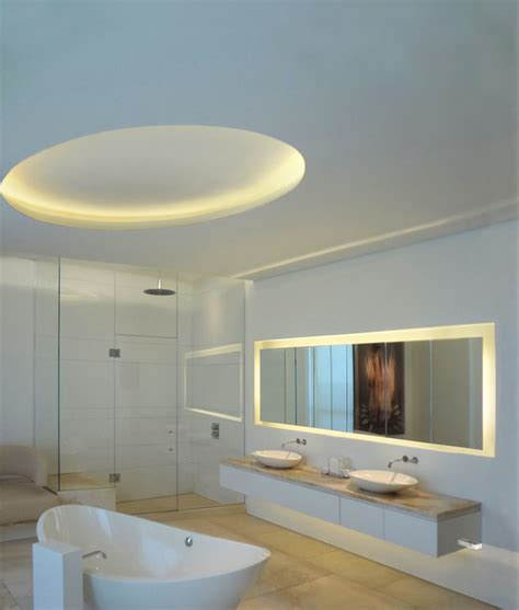 bathroom light strip premium grade led soft strip ss2p contemporary