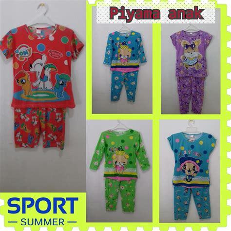 Termurah Setelan Baju Anak Grosir Baju Anak Murah 49338 kulakan piyama anak setelan termurah tanah abang mulai