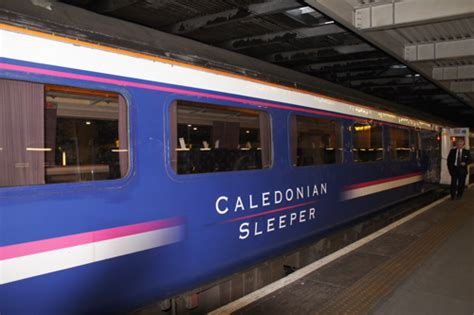 Caledonian Sleeper Stops by Ken S Travel A Journeyman S Companion The