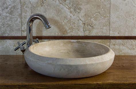 lavandino bagno piccolo essential piccolo lavabo in travertino classico tr080