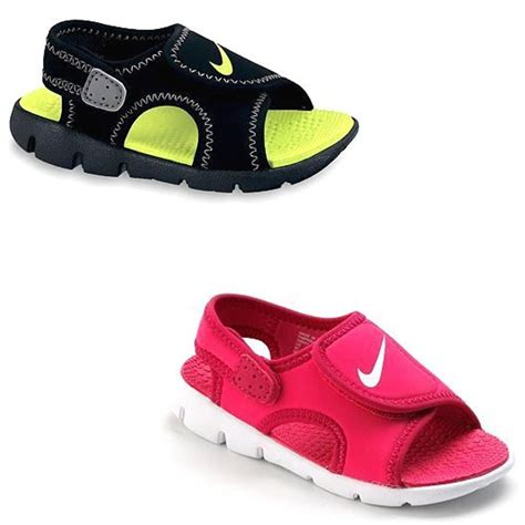 nike sandals for infants new nike sunray adjustable summer sandals shoes